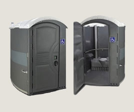 ADA Approved Portable Restroom