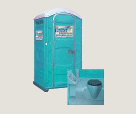 Basic Portable Toilet